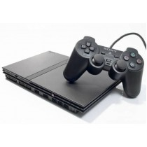 Sony PlayStation 2 [Black, CECH-77008]